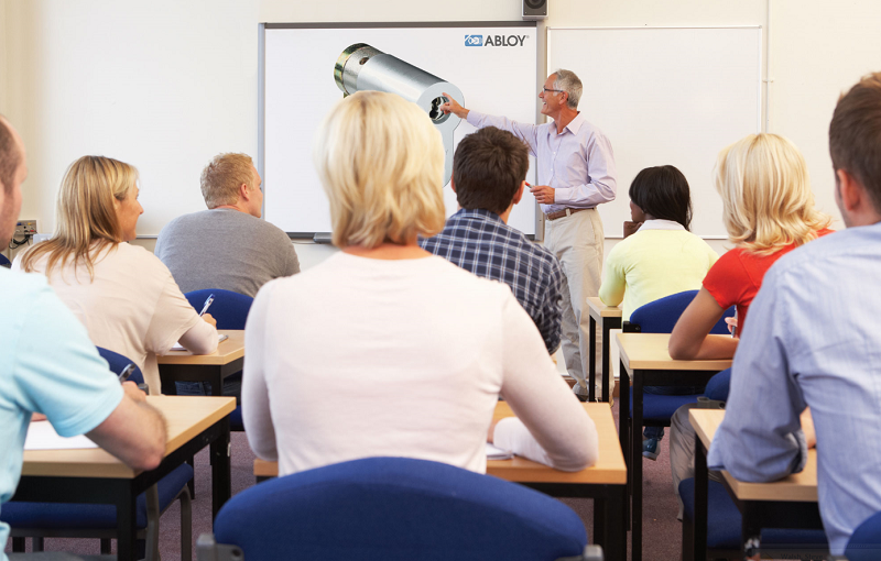 New RIBA-approved CPD from Abloy