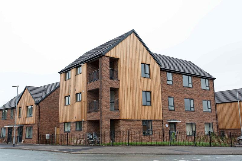 Novus delivers affordable housing development