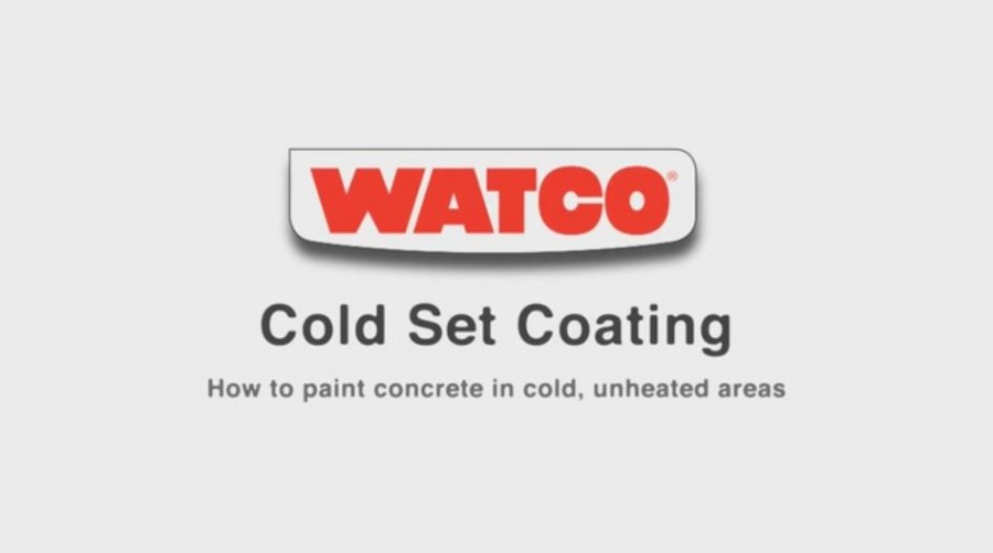How to paint in cold areas