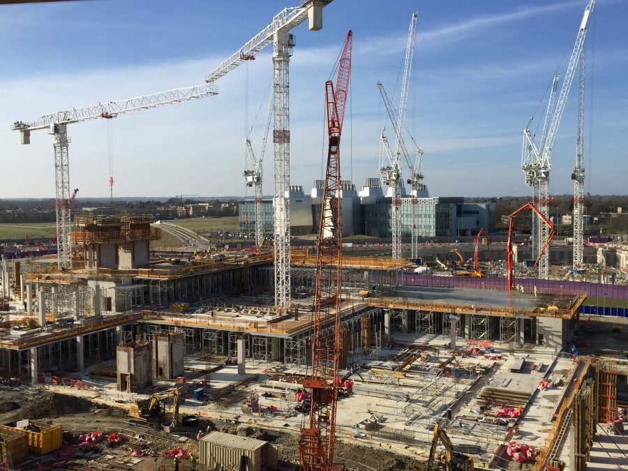 Sika Watertight Solutions Ensure A Healthy Future For New £165 Million Hospital