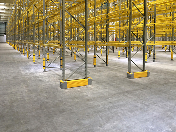 Get Cracking on Your Racking Protection