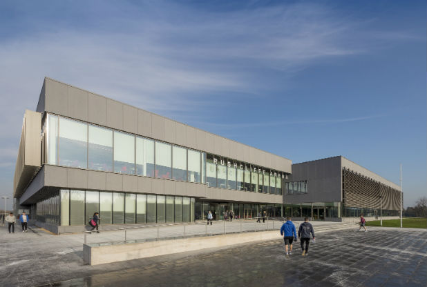 EQUITONE specified for £15m leisure centre development