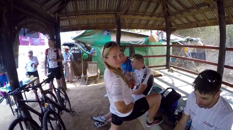 Charity Challenge Cycle Ride Burma 2016