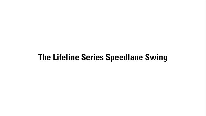 Boon Edam Lifeline Series Speedlane Swing in Sydney, Australia