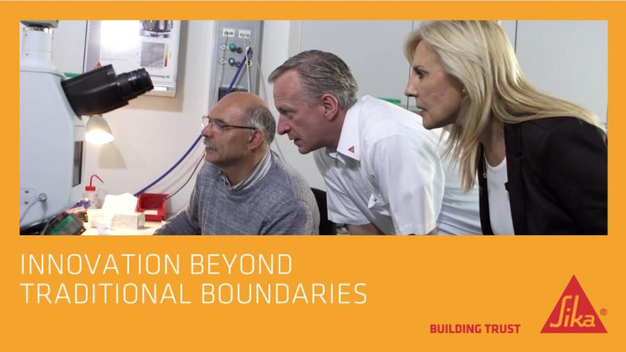 Innovation beyond traditional boundaries