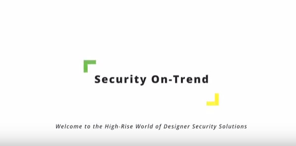 Security On-Trend: Sleek and Secure Entrance Solutions