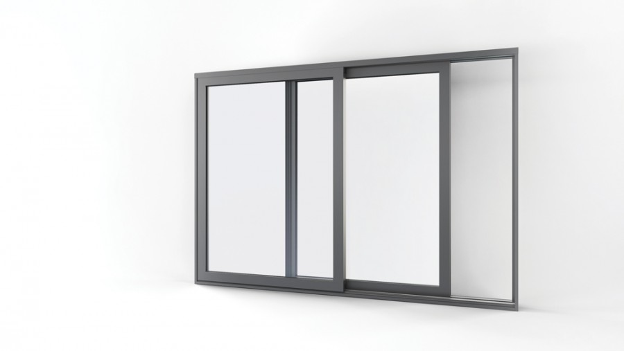 Three is the magic number for Senior's PURe® SLIDE aluminium doors