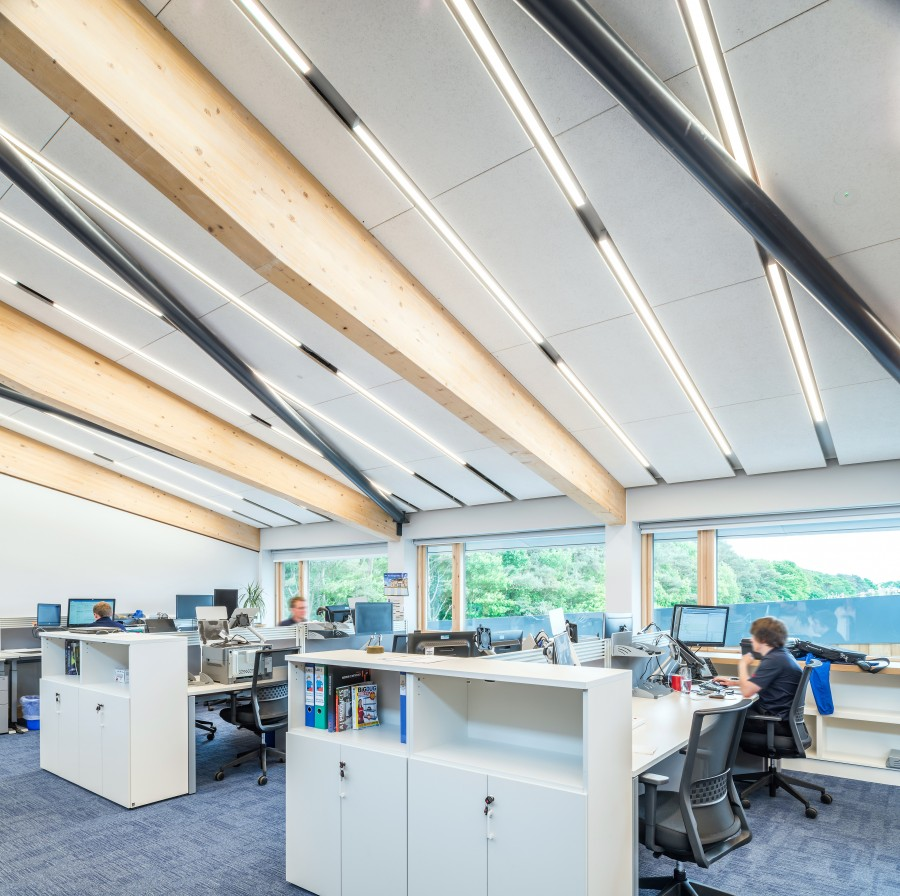 Knauf AMF provide world class acoustic design