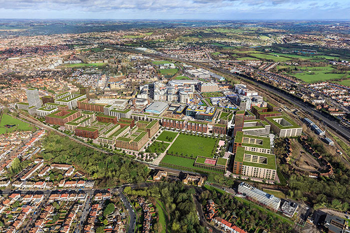 Redrow selects Urmet to provide access control for large-scale London parkland development