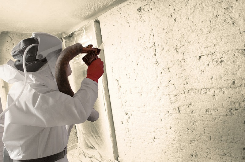BASF launches eco-friendly spray foam insulation