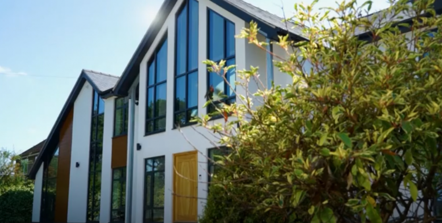 X-Wood Cladding – A natural choice for stunning new home